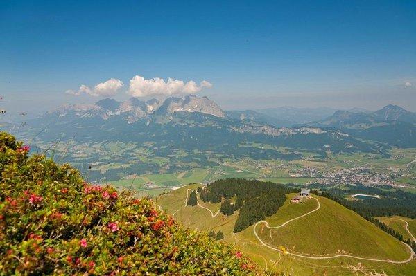 Wandertipp: Horn-Gipfel-Höhenweg in den Kitzbüheler Alpen