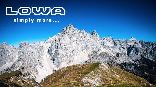 LOWA Gewinnspiel Wandersommer 2020