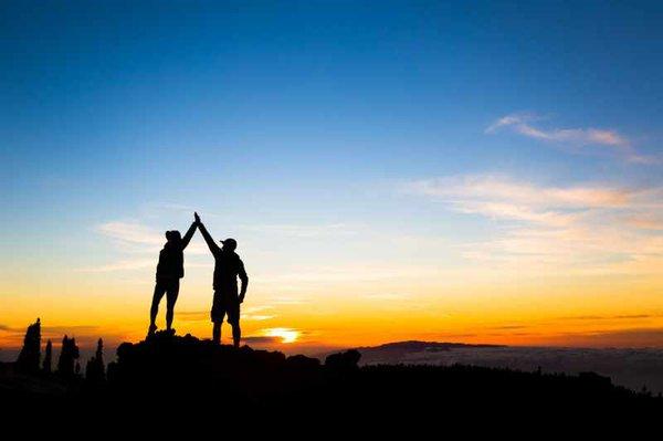 Wie Wandernadeln es schaffen, dich zum Outdoorsport zu motivieren