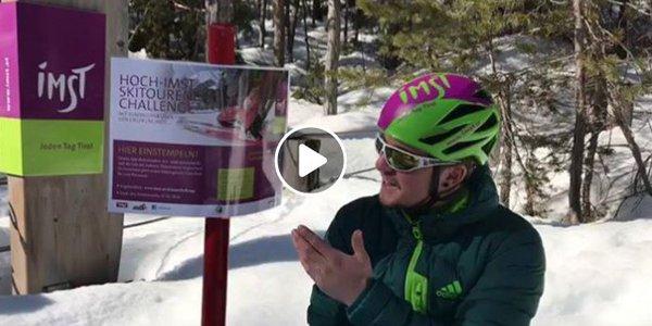 Skitour Challenge Hoch-Imst
