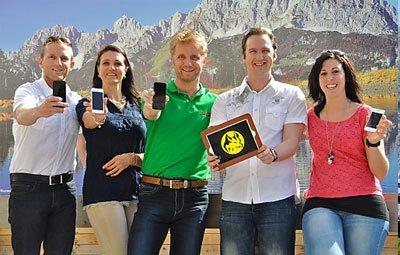 SummitLynx - das erste digitale Stempelheft in Tirol