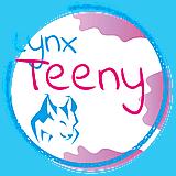 Teeny Lynx Abzeichen