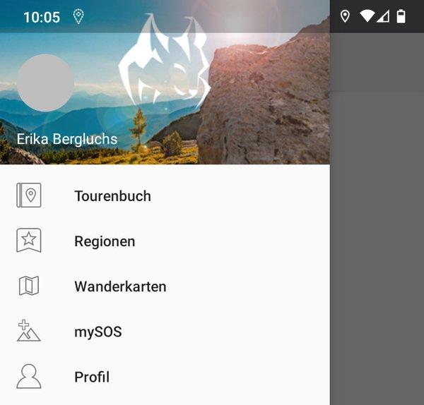 Die ersten Schritte (die App-Funktionen im Überblick)
