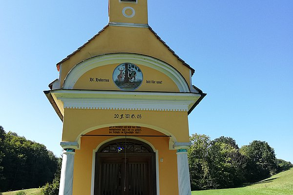 Gamser Kapelle (Hubertus Kapelle), 2019-09-21T13:23:49+02:00