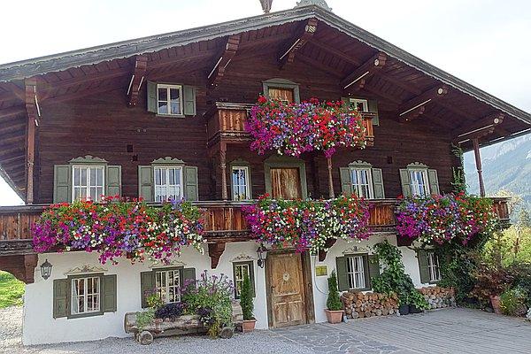 Scheffau Dorf (Bushaltestelle Dorf), 2019-09-20T17:28:13+02:00