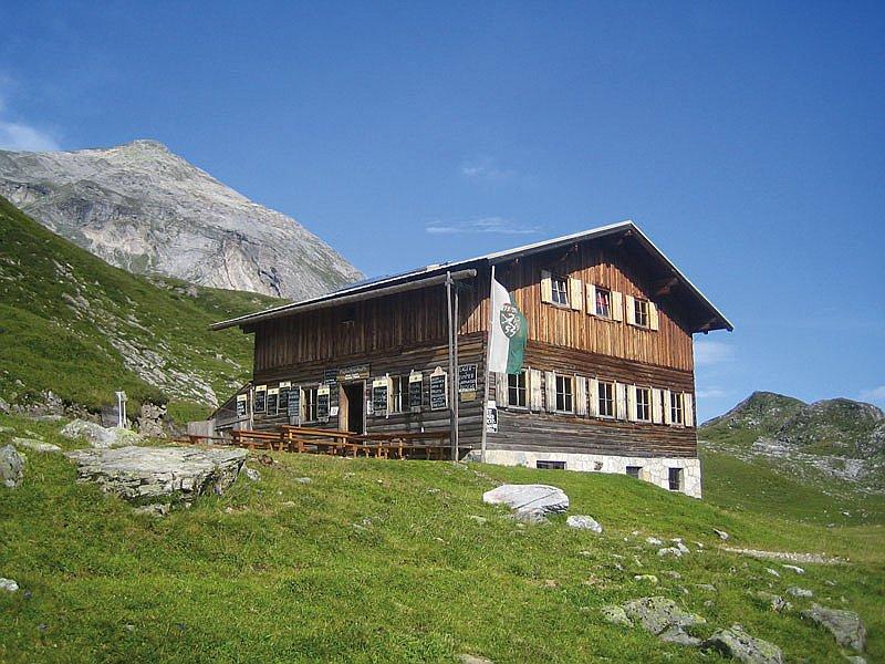 Giglachsee Hütte