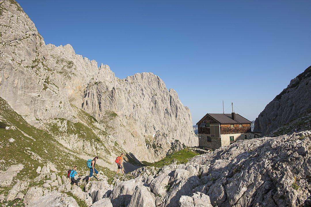 Fritz Pflaum Hütte