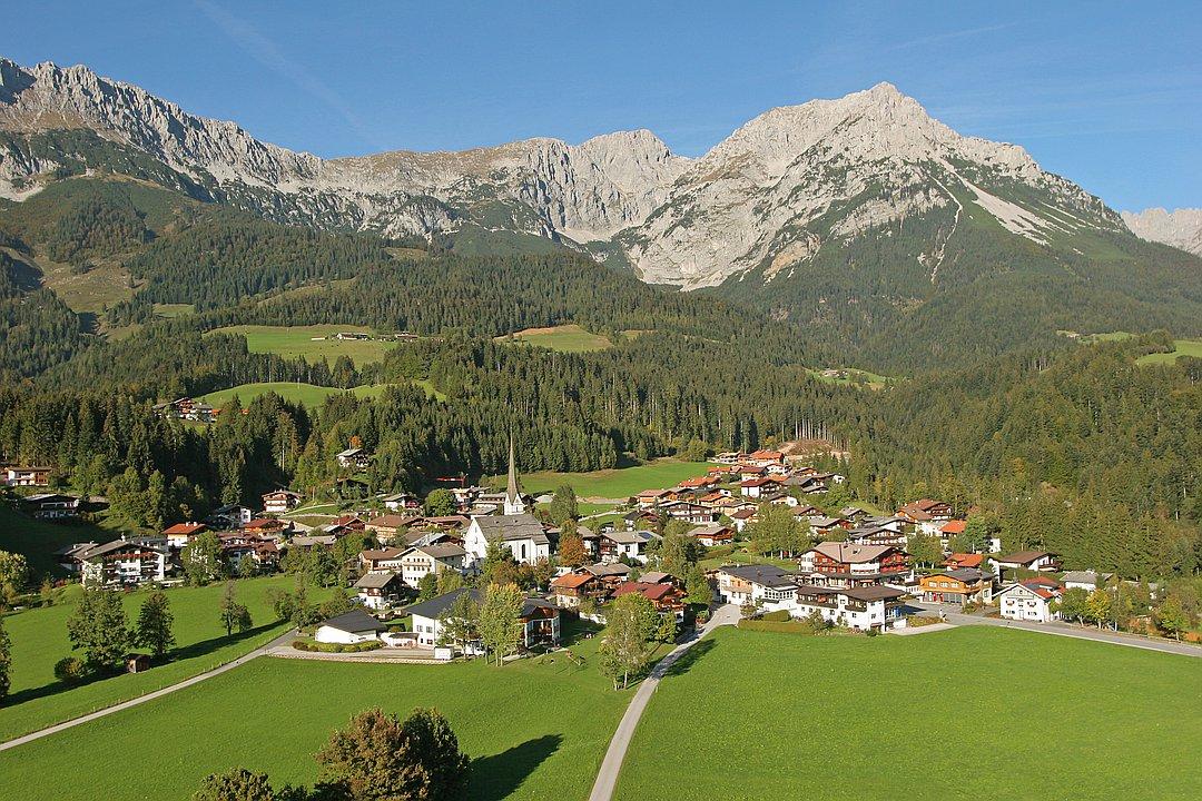 Scheffau Dorf (Bushaltestelle)