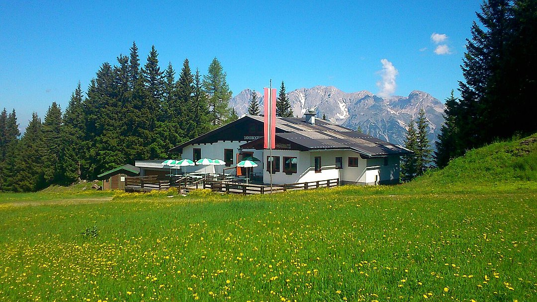 Lärchkogelhütte