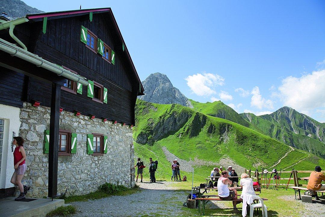 Anhalter Hütte