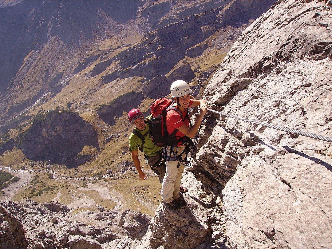 Imster Klettersteig