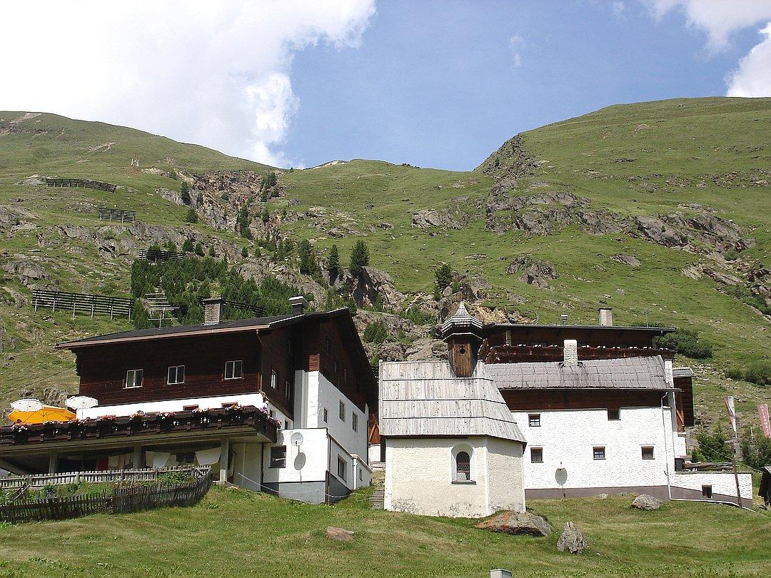 Berggasthof Rofenhof / Alt Rofen