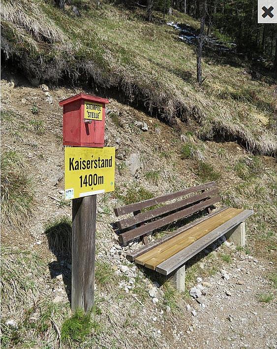 Kaiserstand