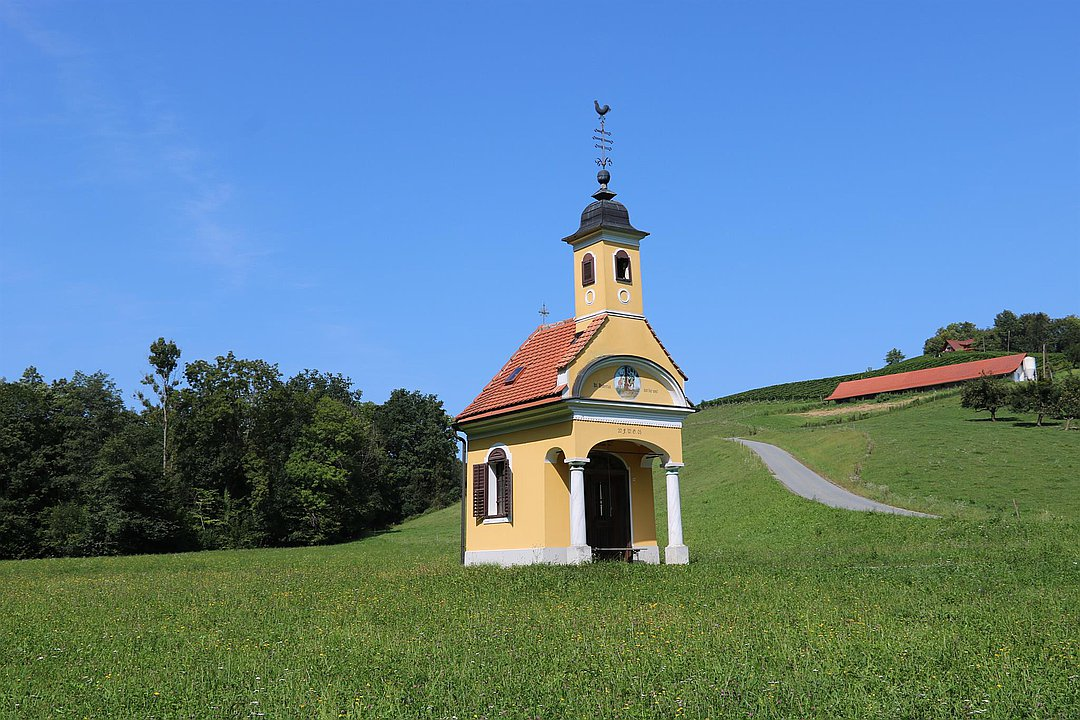 Gamser Kapelle (Hubertus Kapelle)