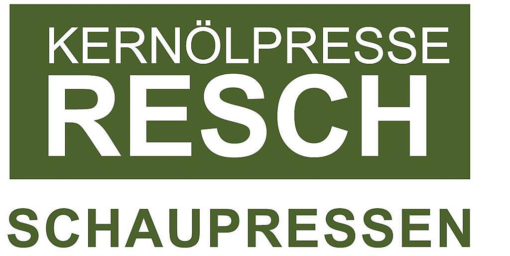 Kernölpresse Resch (W220)