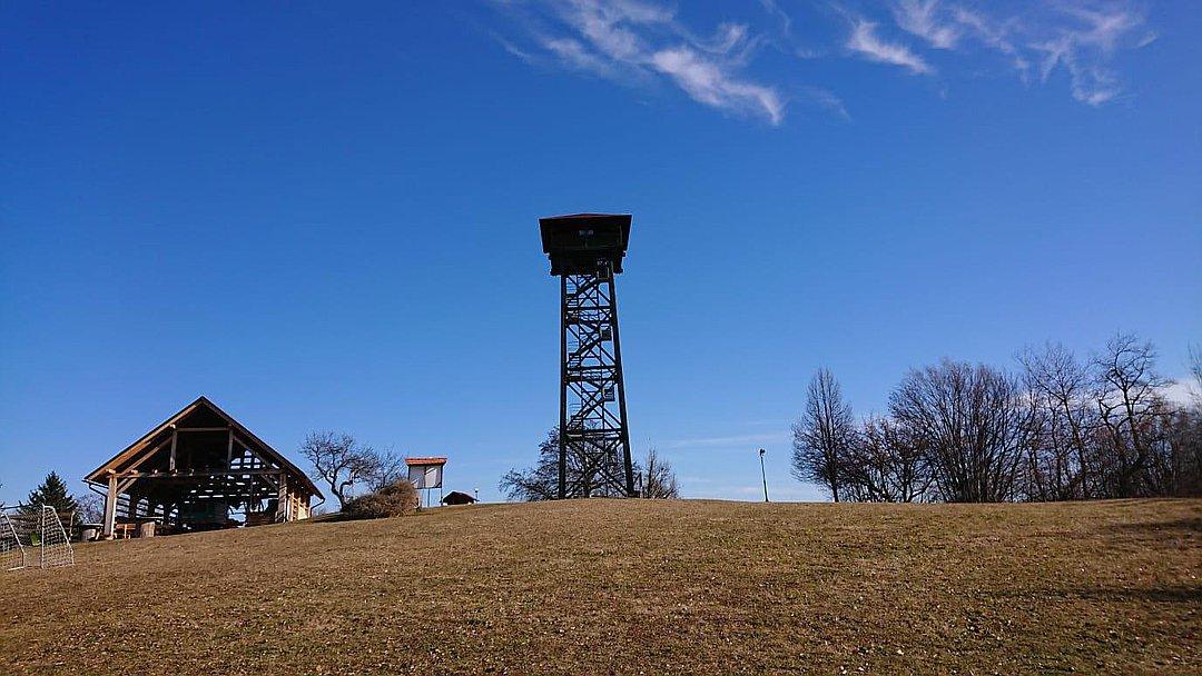 Aussichtswarte am Platschberg (W732)