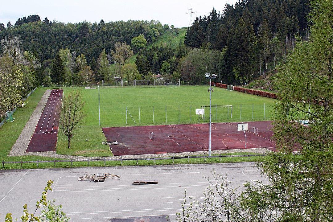 Sportplatz Nesselwang