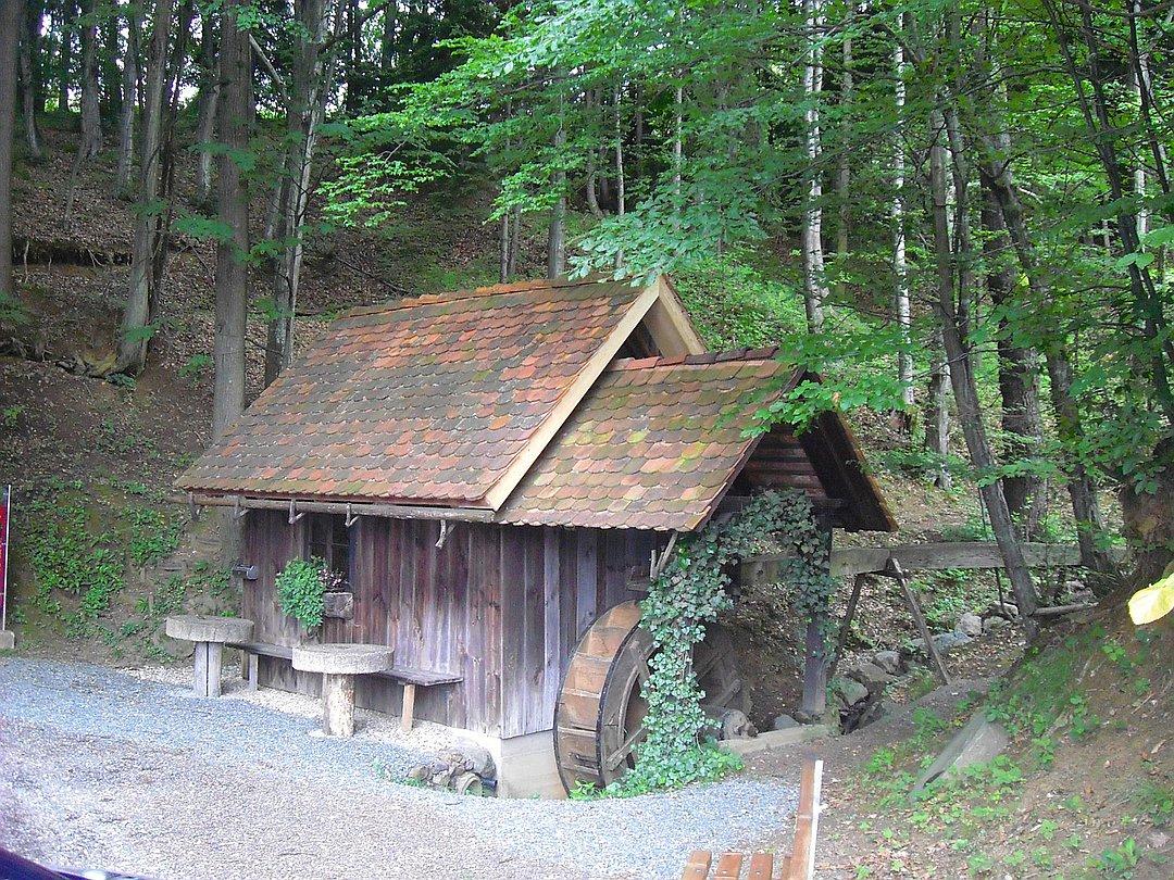Eichberger Wassermühle (W758)