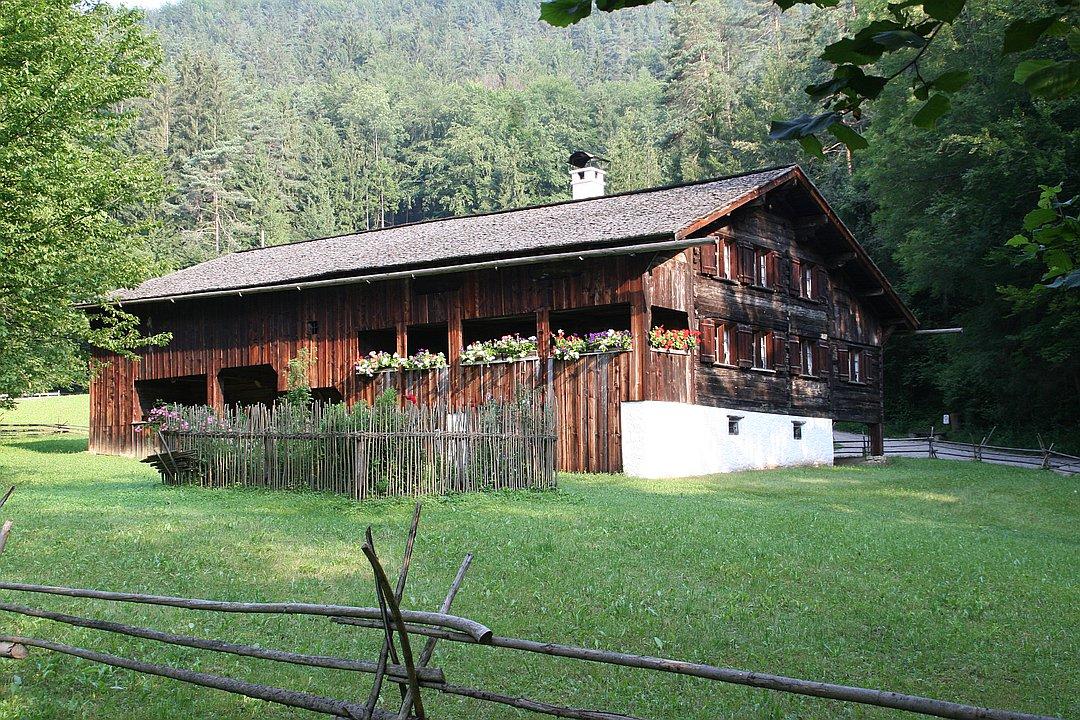 Bregenzer Wälderhaus (ÖFM Stübing)