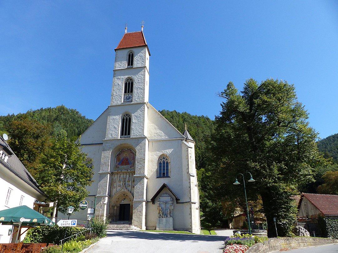 Frauenkirche Pernegg