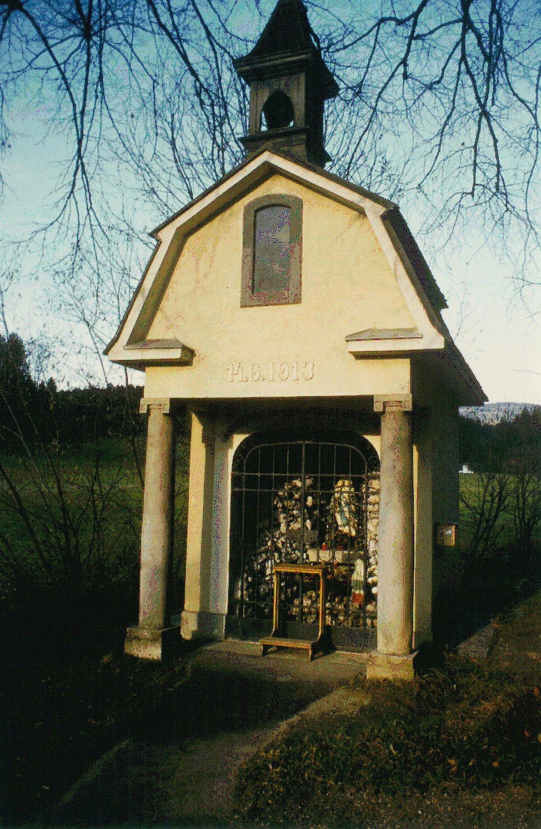 Lourdeskapelle Dult