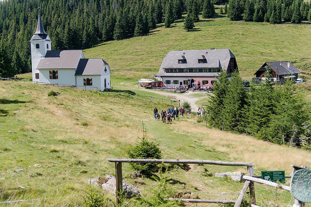 Gleinalm Schutzhaus