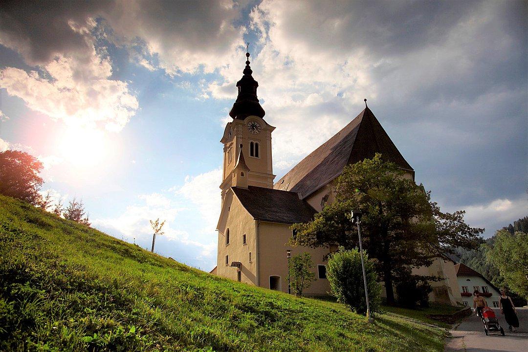 Kirche St. Erhard/Breitenau