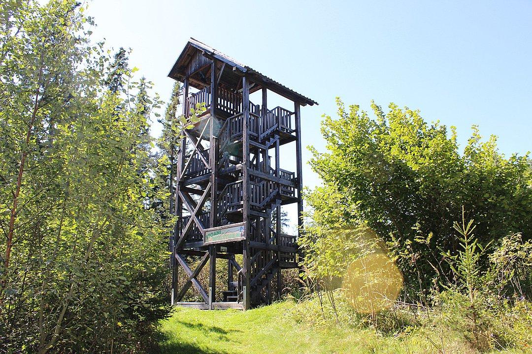 Stoaniwelt Turm