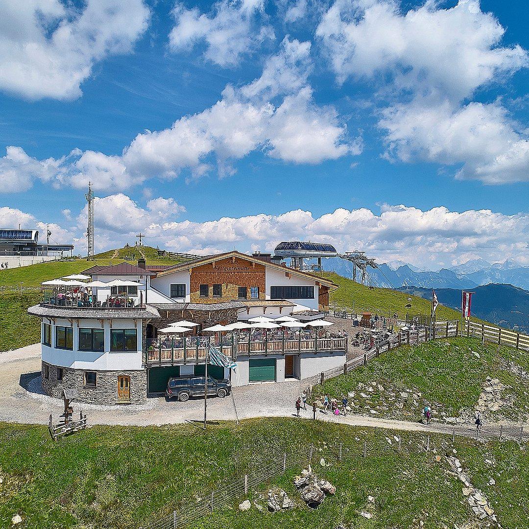 Westgipfelhütte