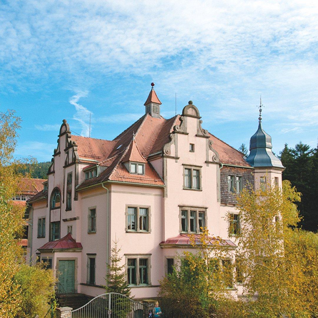Märchen- und Gespensterschloss in Lambach