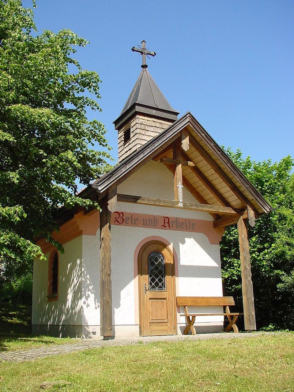 Dorfkapelle Schwarzenbach