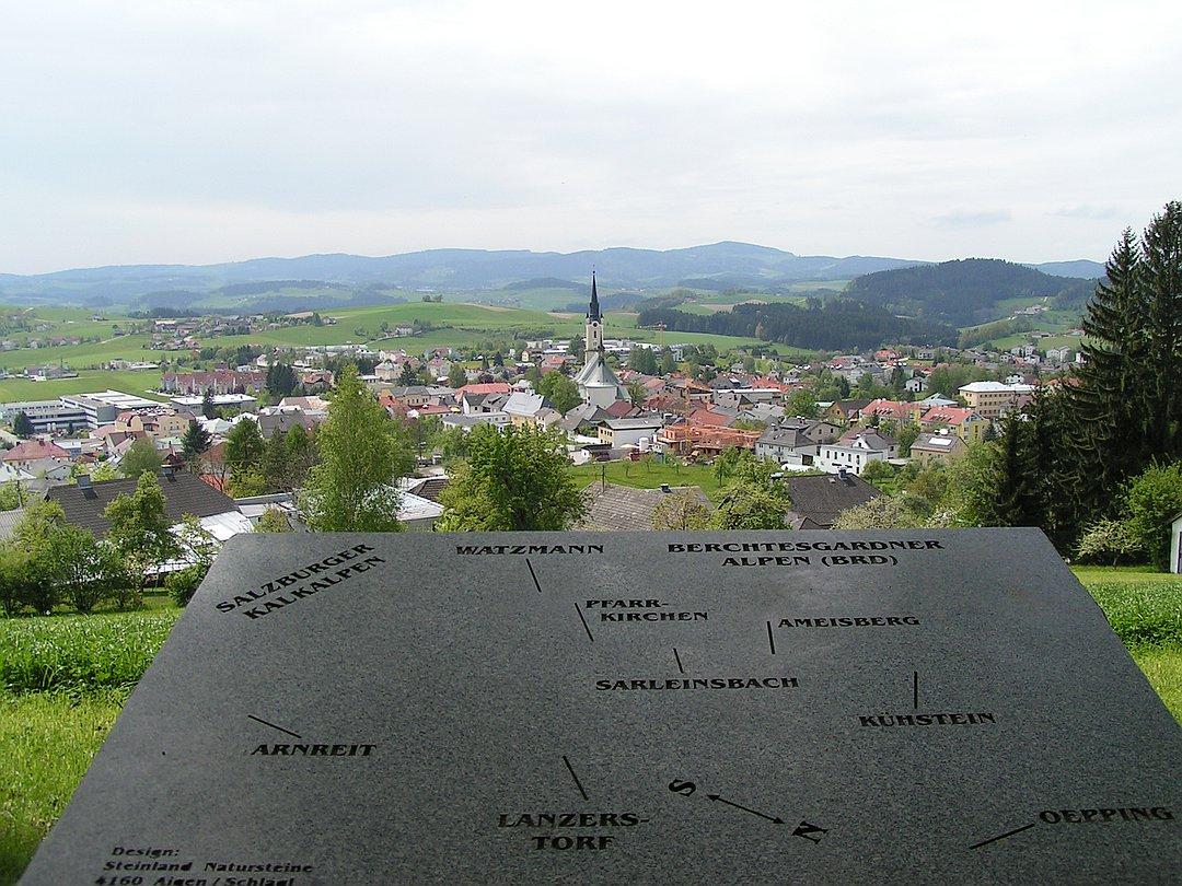 Alpenblick Rohrbach