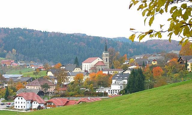 Pfarrkirche Julbach