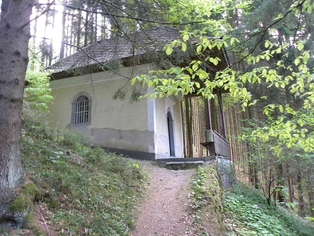Buchetkapelle