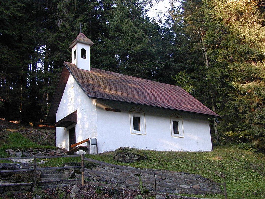 Heilig Wasser Kapelle, Hörleinsödt