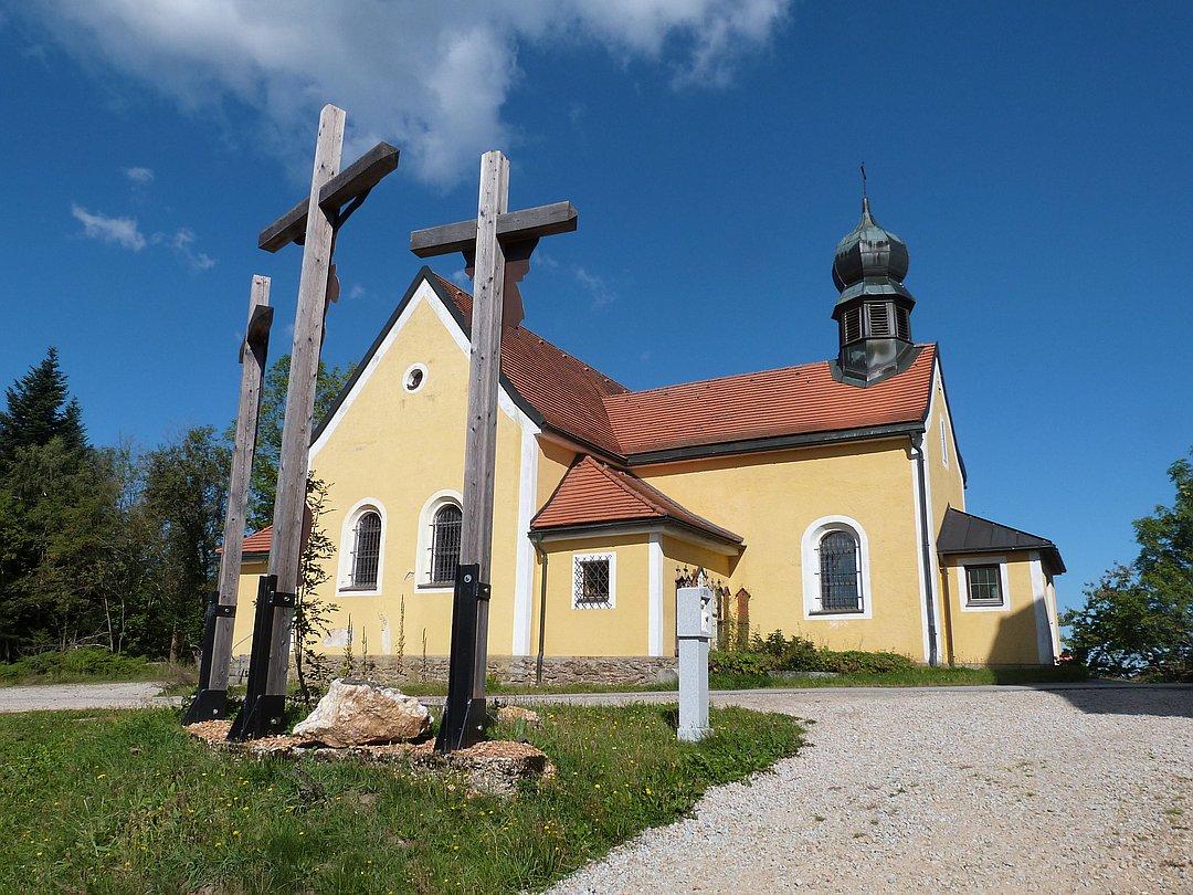 Wallfahrtskirche Kolmstein