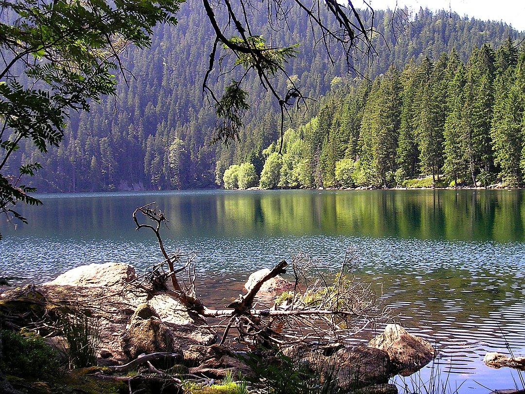 Čertovo jezero (Teufelssee)