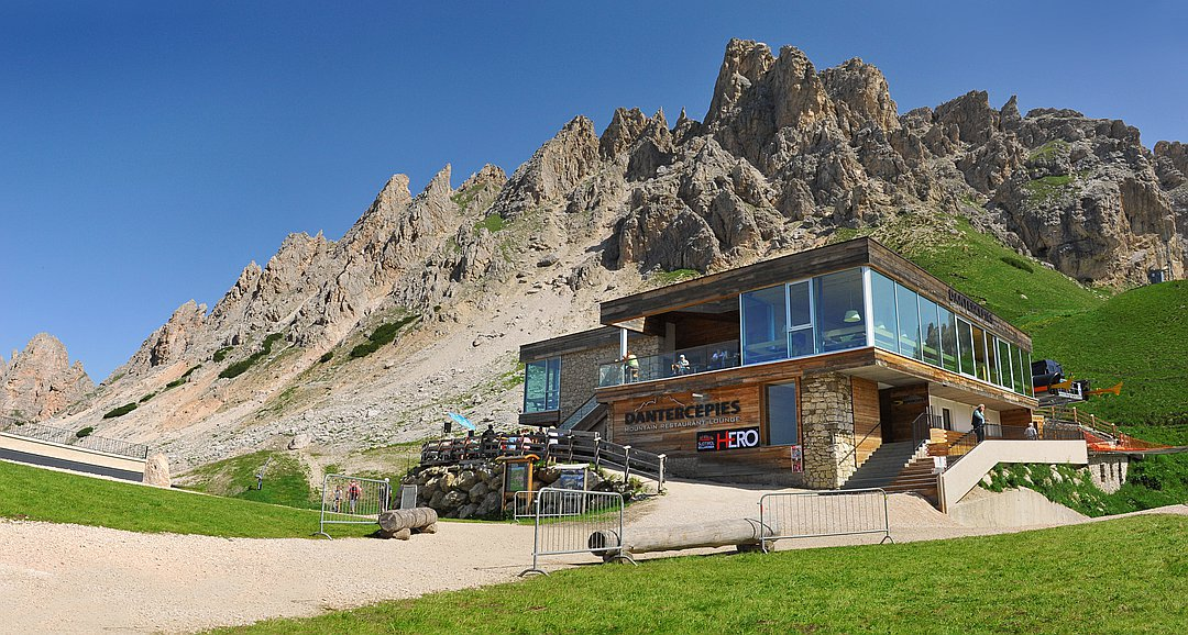 Dantercëpies Mountain Lounge