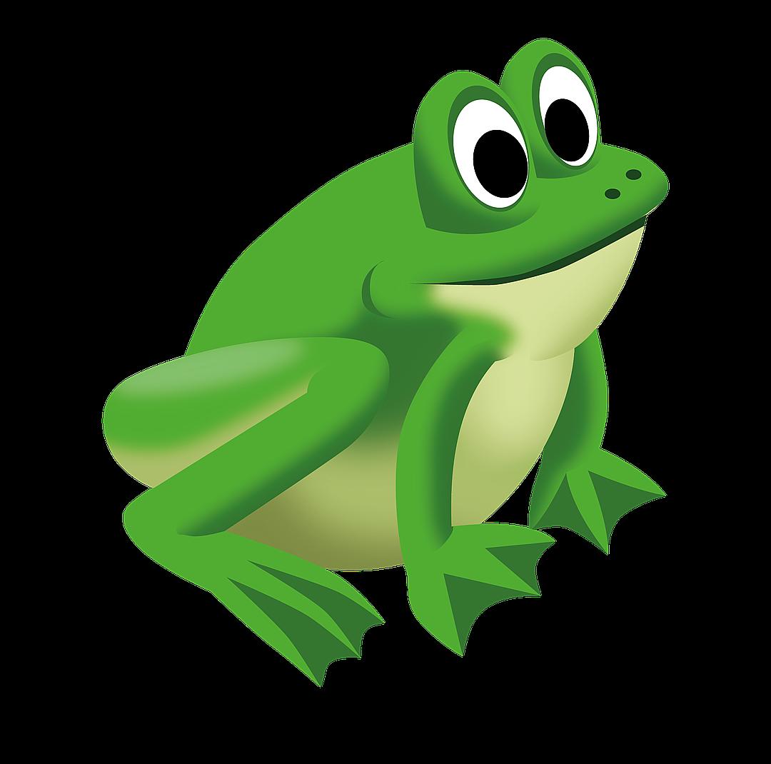 Grips der Frosch