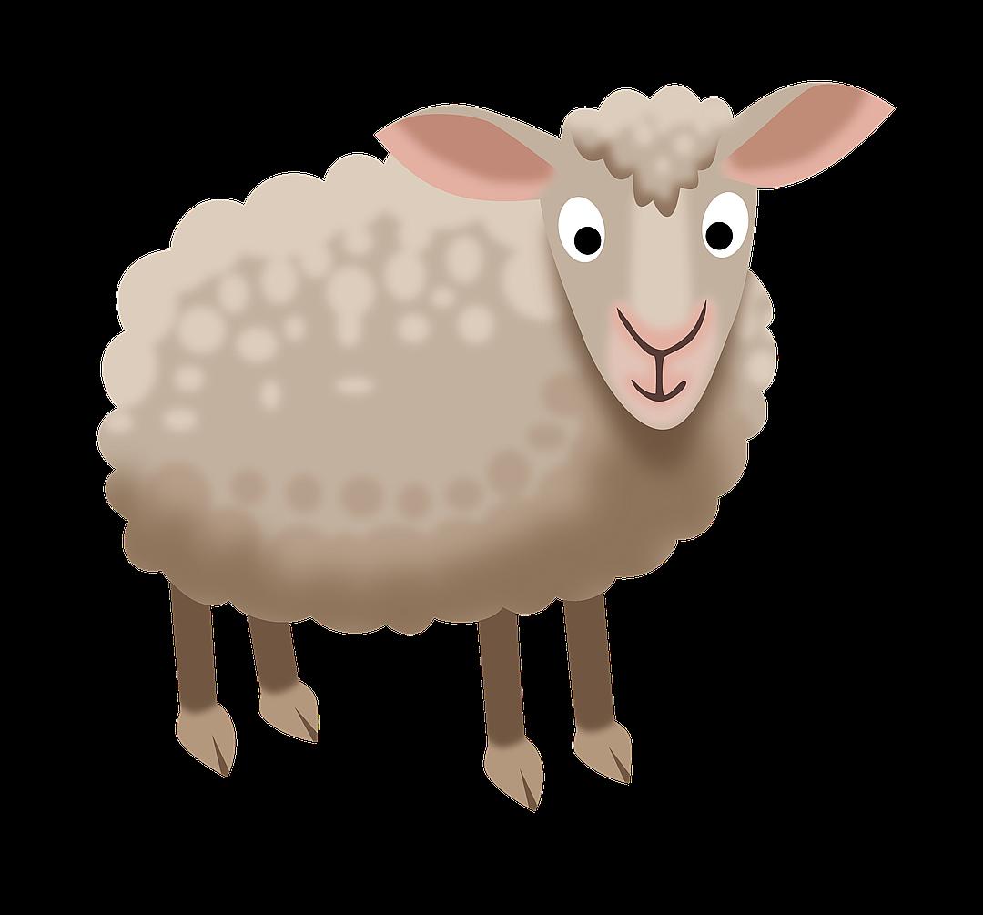 Lümmel das Schaf