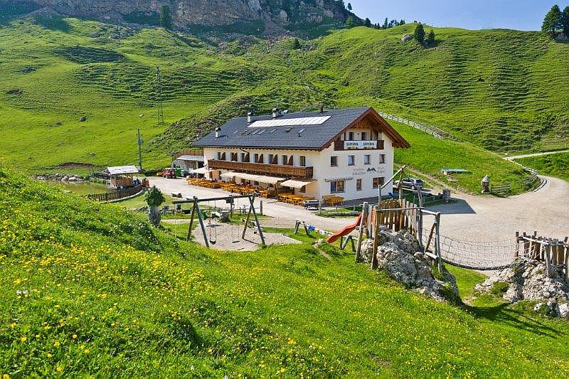Mahlknecht Hütte - Rifugio Molignon