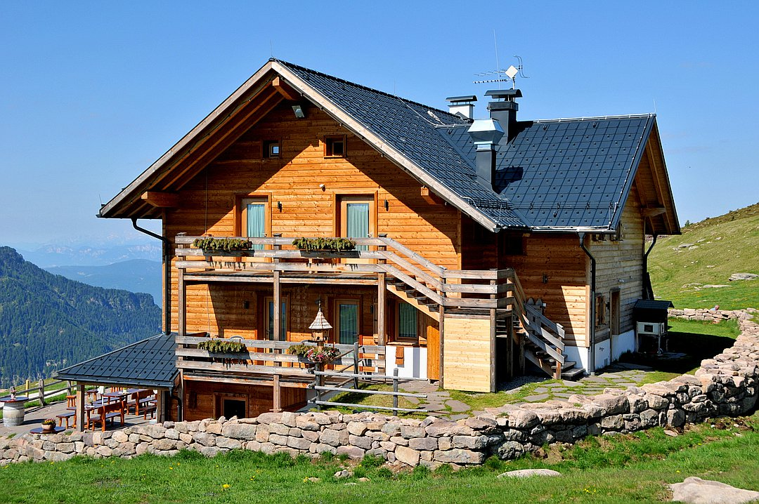Utia Resciesa - Schutzhütte Raschötz - Rifugio Resciesa