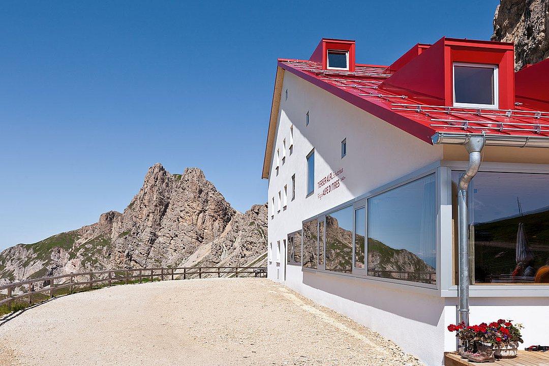 Tierser Alpl Hütte - Rifugio Alpe di Tires