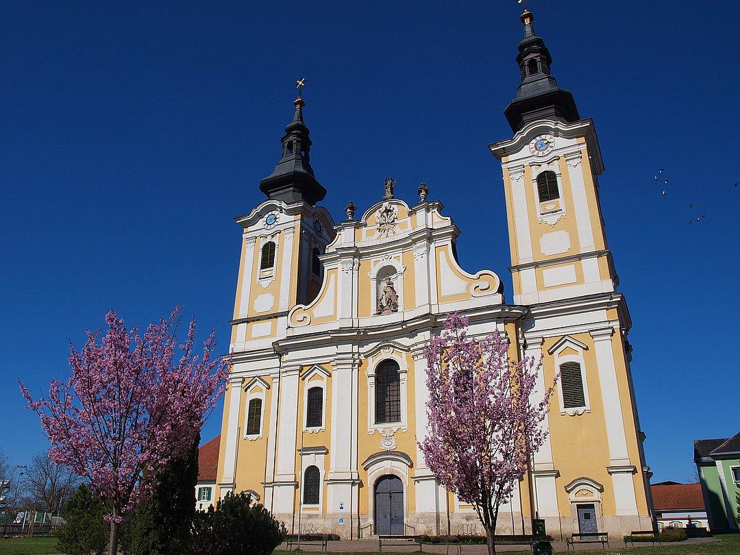 Wallfahtskirche St. Veit in der Südsteiermark