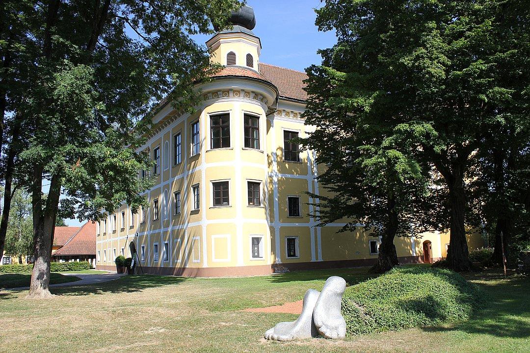 Land-Art & Au Schloss Gleinstätten