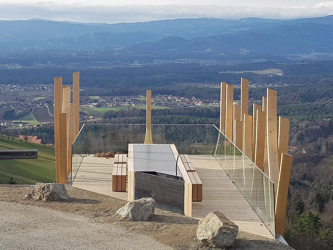 Panoramasteg Gleinstätten