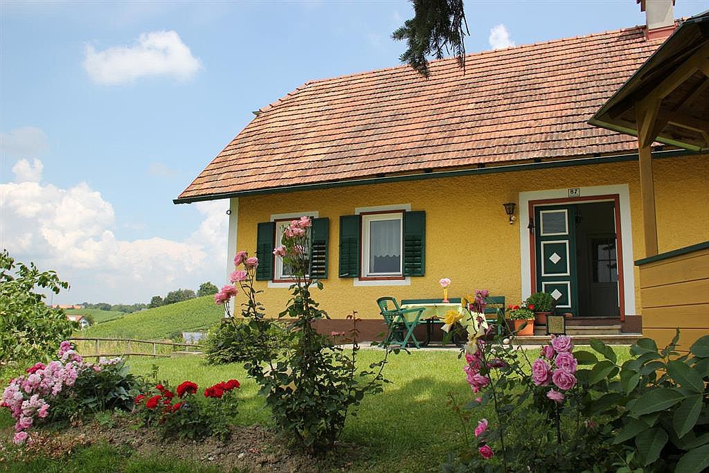 Ferienhaus Ronacher am Rosenberg (W084)