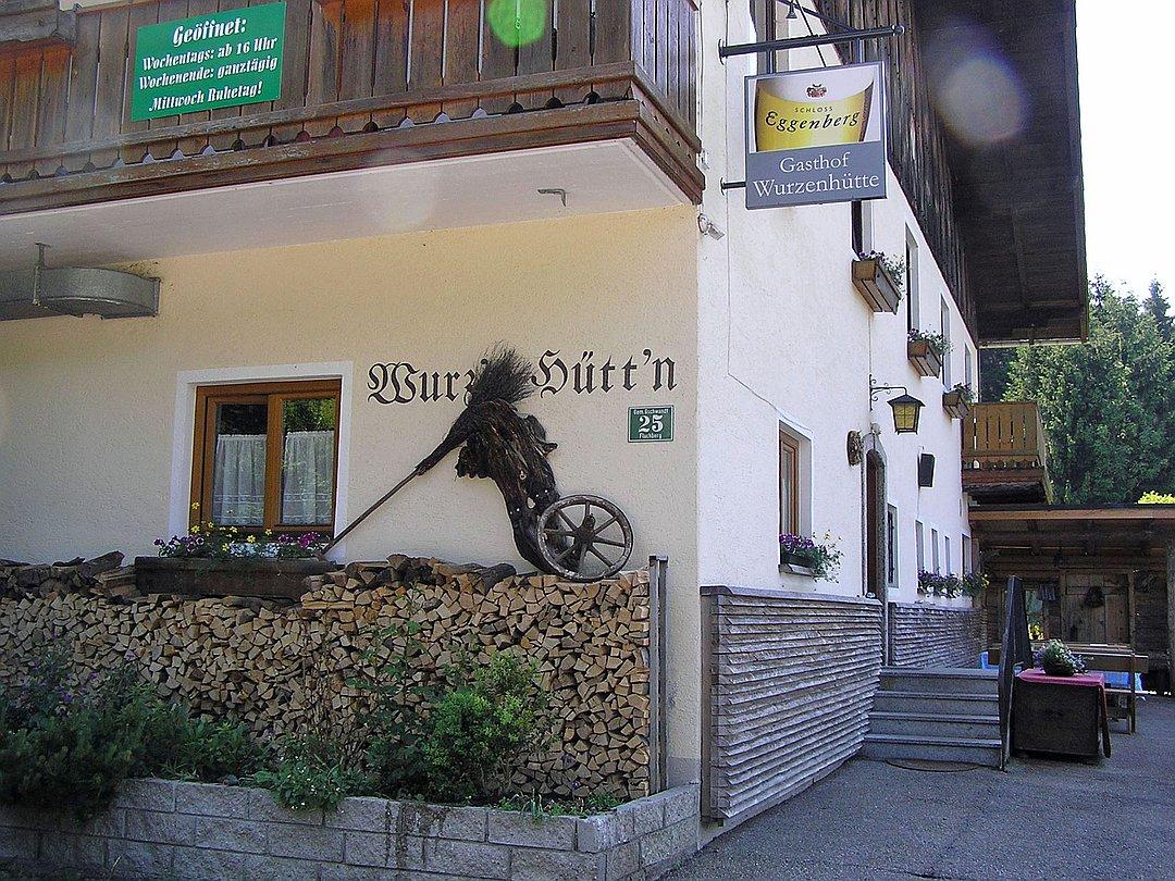 Gasthaus Wurzenhütte