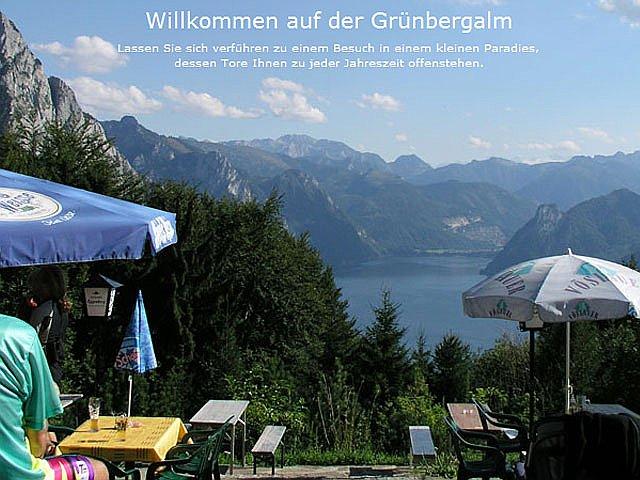 Grünbergalm
