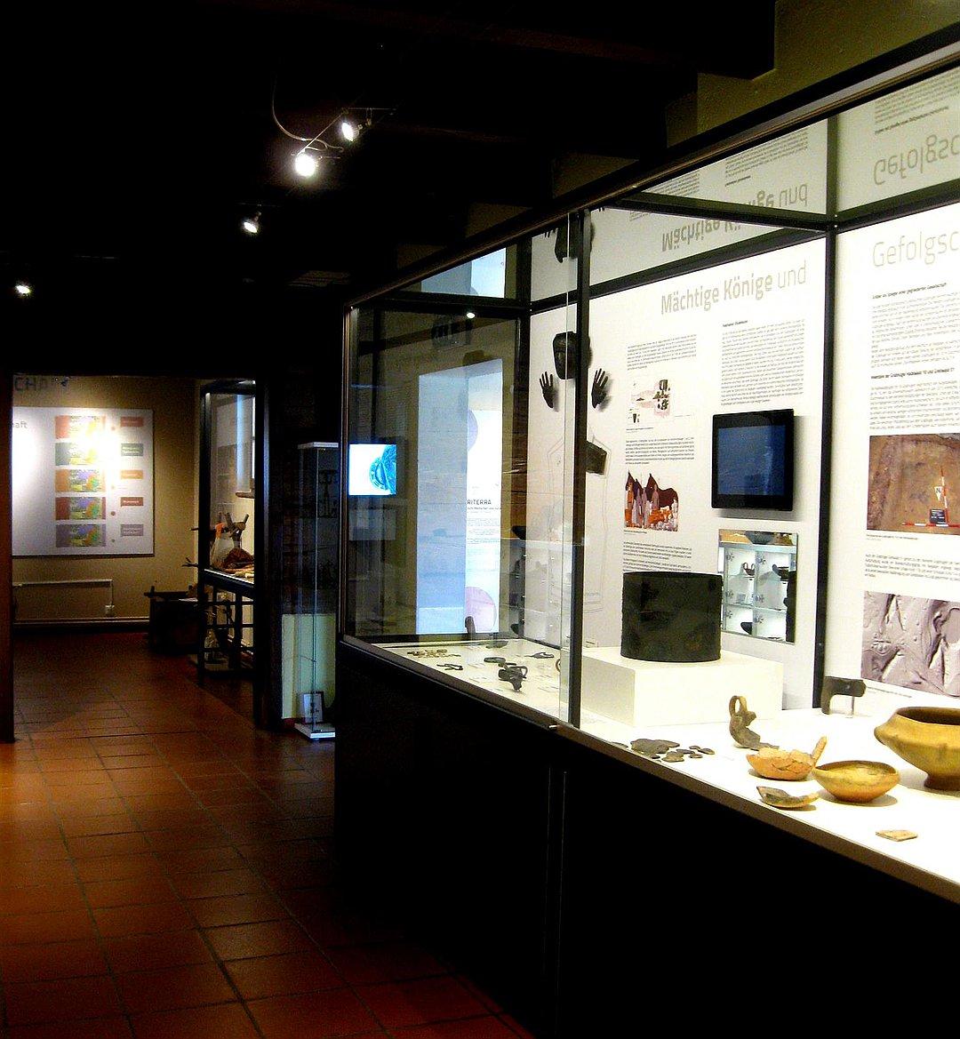 Hallstattzeitliches Museum & Gehöft Burgstallkogel